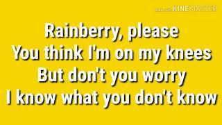 Lirik Lagu Zayn - Rainberry