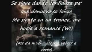 ★★♪ ♪ Besos Mojados - Wisin & Yandel♪ ♪  - con letra★★