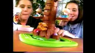 Nick Jr. Face segments, commercials, shorts (BTB & Franklin tape)