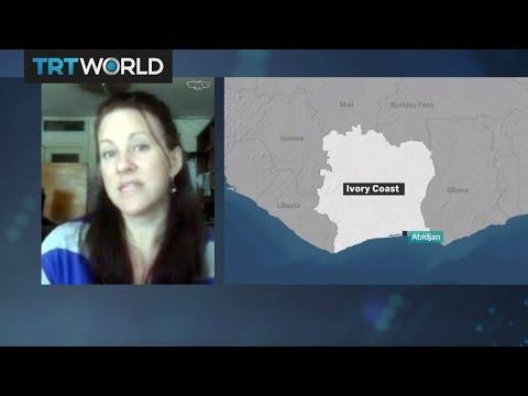 Gunfire erupts in Abidjan, Bouake amid mutiny in Ivory Coast