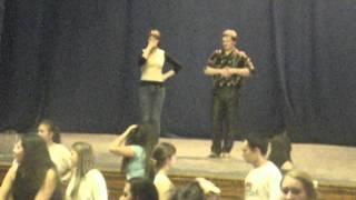 Видео-урок Rock'n'Roll Flashmob. TANGOROD