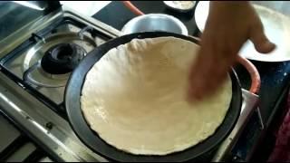 How to Make Jwari Bhakri in Marathi