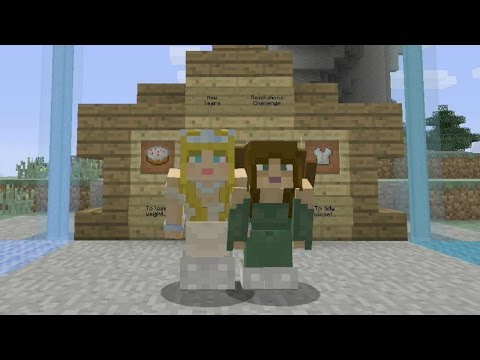 Minecraft XBOX | Survival Challenge | New Years Resolutions W/ Star Anjelyn!