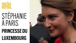 Stéphanie et Guillaume de Luxembourg : les artistes du grand-duché à l'honneur