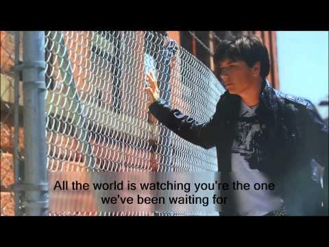 Eric Martin - The Heart Of A Champion (Lyrics)
