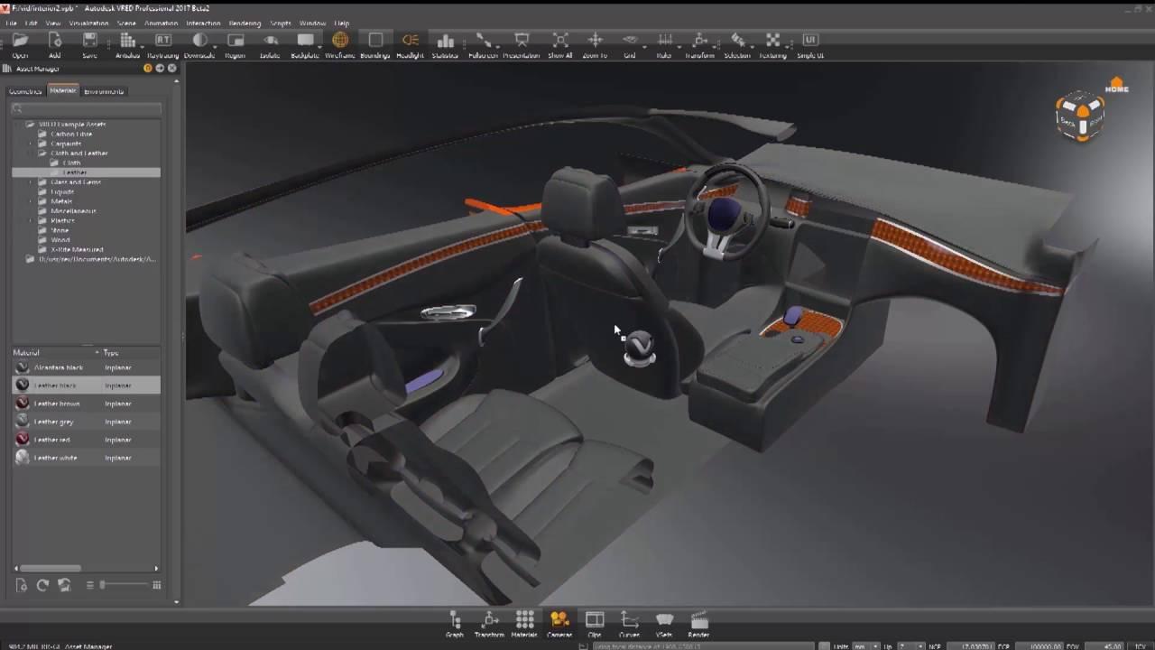 Alias Class A – Autodesk Automotive Training