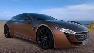 Autodesk Automotive FY17 Showreel