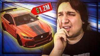 NAJNOVIJI AUTO U GTA V KOSTA $1.2M - A EVO i ZASTO !
