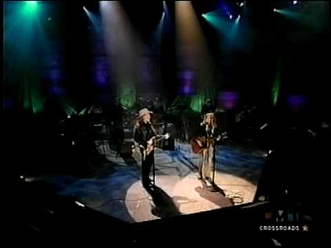 Let It Be Me - Willie Nelson and Sheryl Crow - live - 2002