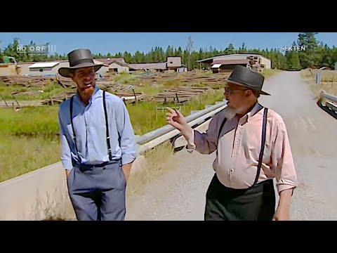 Amish Community Libby Montana- Amish In The Rocky Mountains- 2008 Documentary