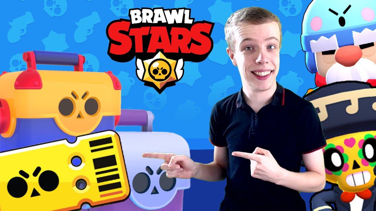 ONGELOOFLIJK VEEL BOXES OPENEN?! - Brawl Stars #7