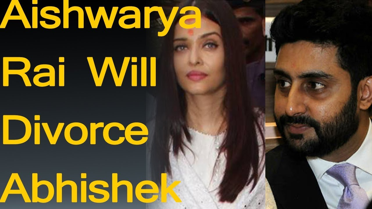 Aishwarya Bachchan & Abhishek Bachchan To Divorce|hindi news|latest news  today|bollywood|trending