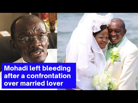 Mohadi left bleeding after confrontation over married lover: sources | Zimbabwe News | Zim News |