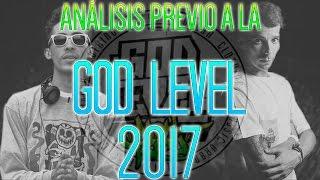 Análisis previo: GOD LEVEL 2017 (7 de enero) - Previo God Level Fest - Tess La