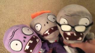 Plants vs. Zombies Plush Q/A Part 1