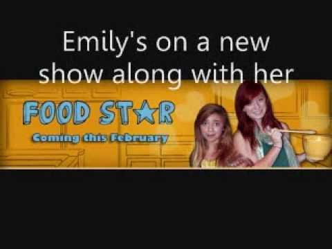 Emily  Food Star!