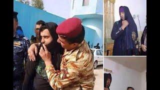 أخبار عربية   أفراد #داعش يحاولون التنكر هرباً من القوات العراقية