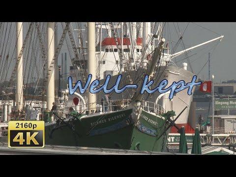 Hamburg, Impressions - Germany 4K Travel Channel