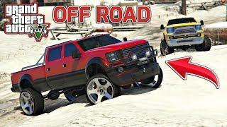 GTA 5 OFF ROAD MACERASI !!