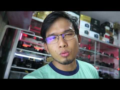 KAMERA VLOG LIMITED EDITION #VIP ( eps 40 )