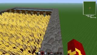 Buildcraft - Fábrica de pães automática (Tutorial)