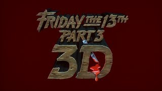 Friday The 13th - Part 3 3D (1982) Trailer [1080p]