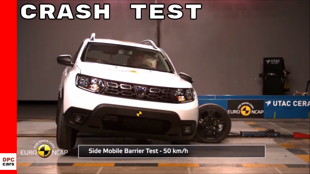 2018 dacia duster crash test rating youtube. Black Bedroom Furniture Sets. Home Design Ideas