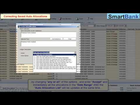 SmartBank AUTO ALLOCATION   WALKTHROUGH   UPDATED