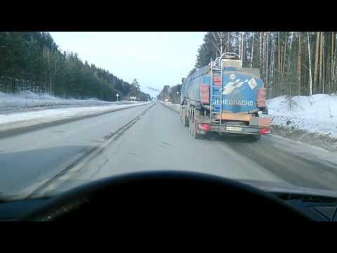 Реальный расход топлива на Skoda Yeti по трассе