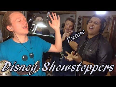 Voctave - Disney Showstoppers   REACTION