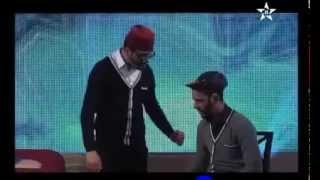 Hassan & Mohssin sur Al Amazighiya (Show)   (حسن و محسن على الأمازيغية (سهرة
