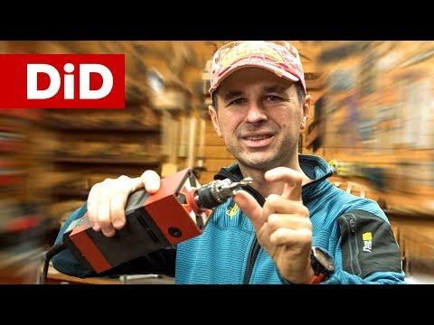 628: ATUT drilling machine: drilling depth restriction