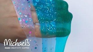 How to Make Mermaid Slime | Michaels