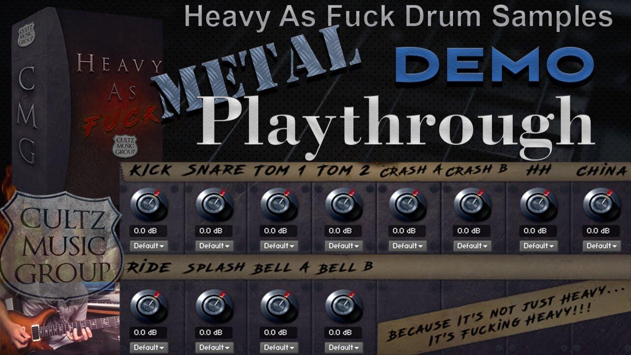 Sampleradar: 252 free heavy metal drum samples | musicradar.
