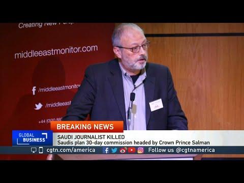 Saudi Arabia confirm Jamal Khashoggi was killed inside consulate in Istanbul