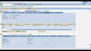 SAP MM - How to Create Automatically Purchase Orders based on Purchase Requisition from MRP