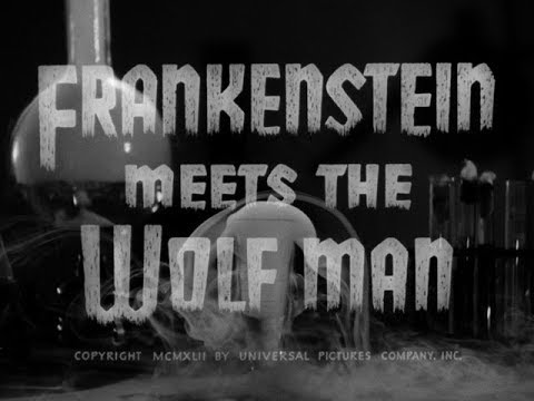 Frankenstein Meets the Wolf Man Review