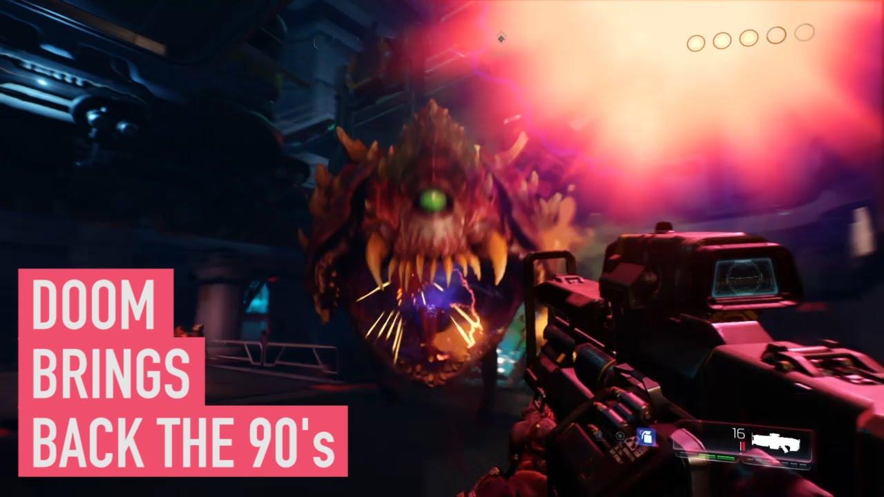 Doom review   TechRadar