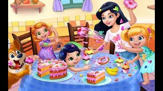 Little Baby Care Game-Babysitter Madness Game for Kids-Bath, Feed, Dress Up-Fun Gameplay Toddlers