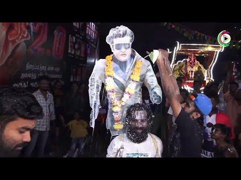 Robot 2.0 Movie BIGGEST Celebration | Rajinikanth | Akshay Kumar | 2.0 Full Celebration Viral Video