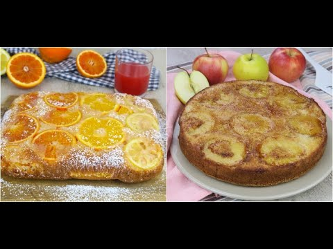 The best fruit upside down cakes