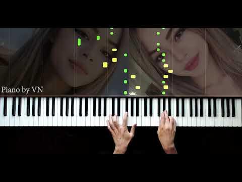 Hara Telesirsen Sen - PNG x HADID - Gel - Piano by VN