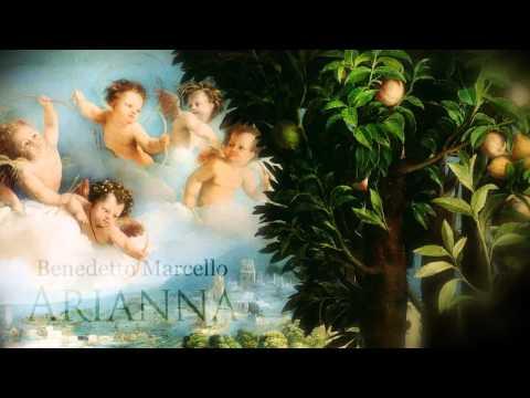 """B. Marcello: """"Arianna"""" Intreccio scenico musicale a cinque voci"""