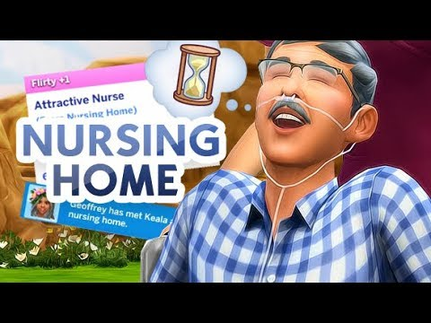 NURSING HOMES IN THE SIMS 4 👴👵 thumbnail