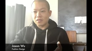 Jason Wu: Virtual Career Day Interview for the HS of Fashion Industries