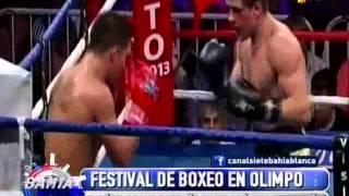 Festival de Boxeo en Olimpo