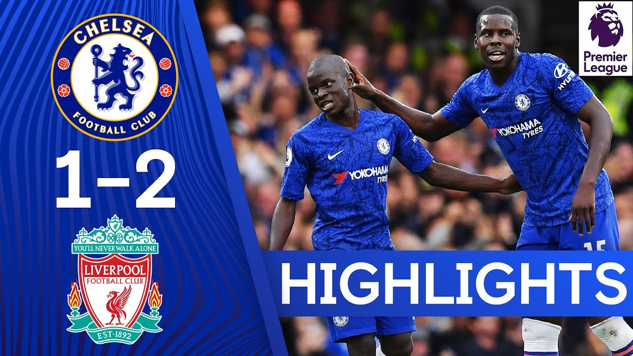 Chelsea 1-2 Liverpool | Wonder Goal! Kanté Returns in Style