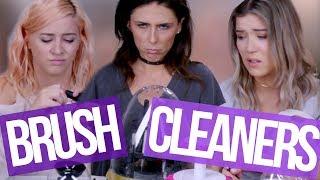 MAKEUP BRUSH CLEANING MACHINES (Beauty Break)