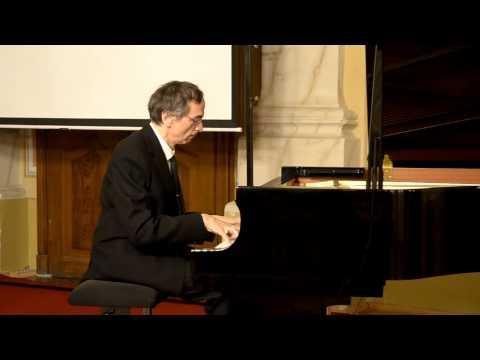 In memoriam Csonka Barnabás -- Kassai István zongoraművész adott emlékkoncertet Gyulán