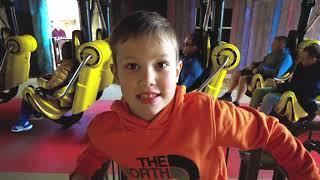 FedorUK Vlogs / Американские горки в Poultons Park